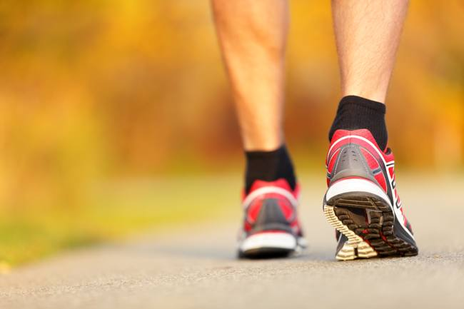 Walking for Exercise and Weight Management