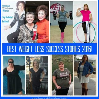Best Weight Loss Success Stories of The Year Giveaway!