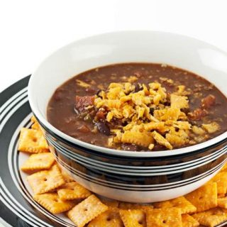 Vegetarian Chili – 6 SmartPoints