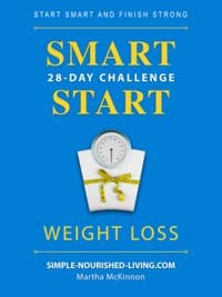 28-Day Challenge: Smart Start Your Weight Loss ebook cover