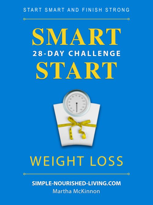 28-Day Challenge: Weight Loss Smart Start