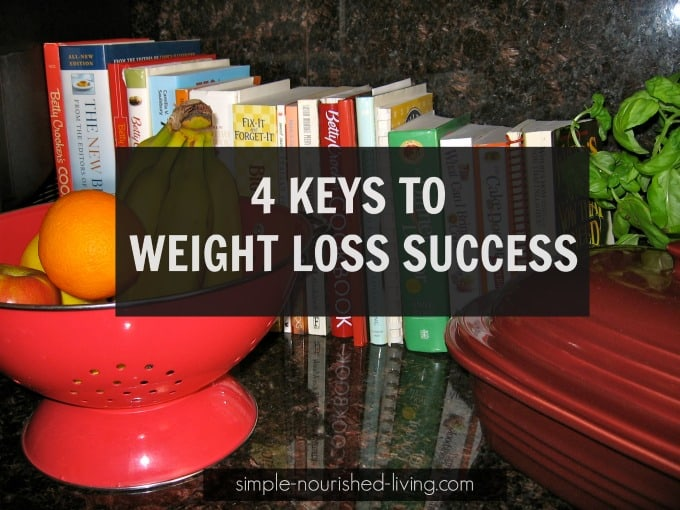4 keys to weight loss success weight watchers