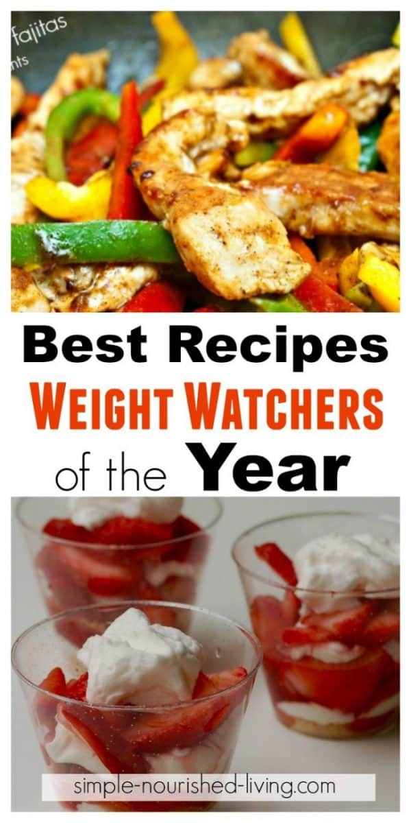 Best Weight Watchers Recipes of the Year Pin