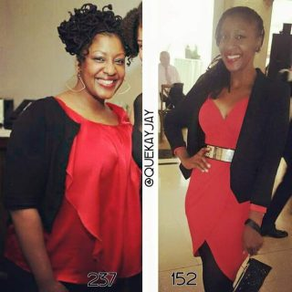 Weight Loss Success Story #30 – QueKayJay