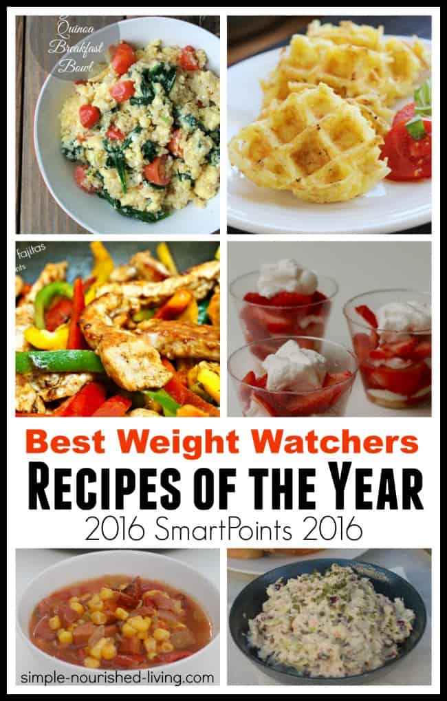 best weight watchers recipes of year with smartpoints. Black Bedroom Furniture Sets. Home Design Ideas