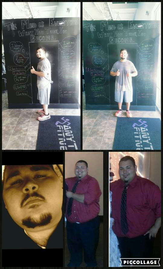 Damian's Weight Loss Story