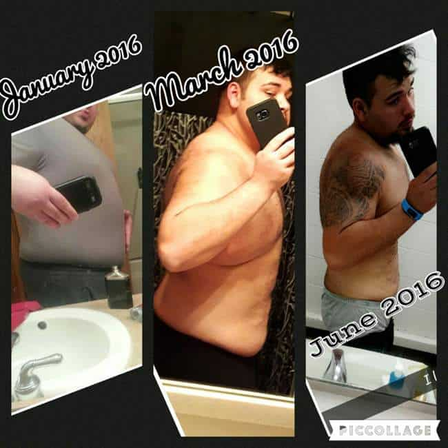 Weight Loss Success Story with Damian Cline
