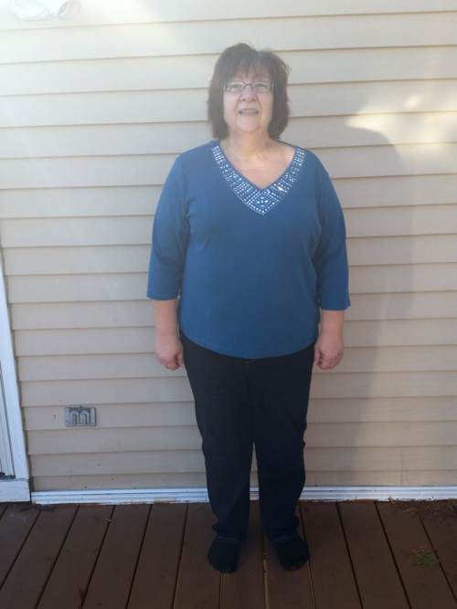 JuliAnn Weight Watchers Weight Loss Success