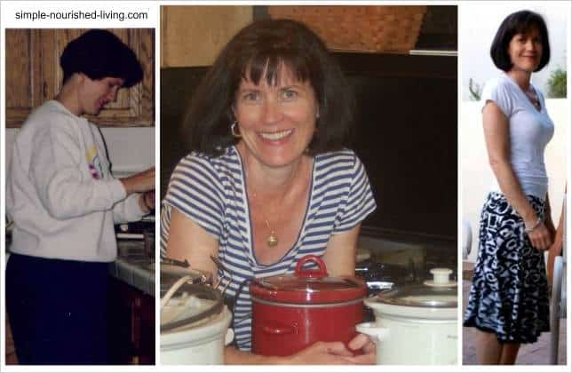 Martha from Simple-Nourished-Living: Before & After Weight Loss