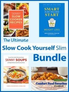 Slow Cook Yourself Slim Ultimate eBook Bundle from Simple Nourished Living