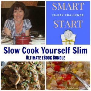 Slow Cook Yourself Slim Ultimate eBook Bundle - 2017