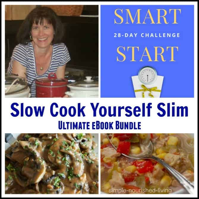 Slow Cook Yourself Slim eBook Bundle