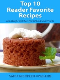 Popular Recipes on Simple Nourished Living for Weight Watchers