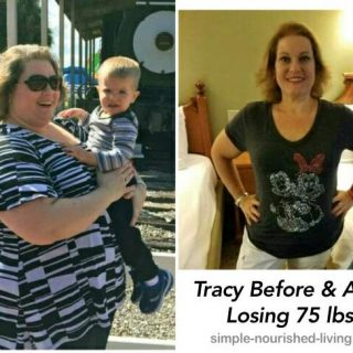 Weight Loss Success Story #31 – Tracy H.