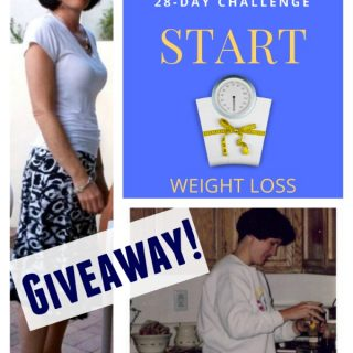 28-Day Smart Start Weight Loss Challenge Giveaway – January 2017
