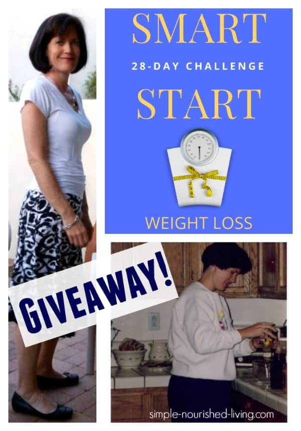 28 Day Smart Start Weight Loss Challenge Giveaway