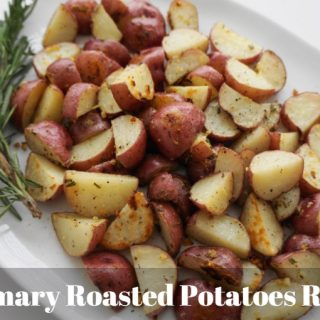 Rosemary Roasted Potatoes Recipe Perfect for Weight Watchers
