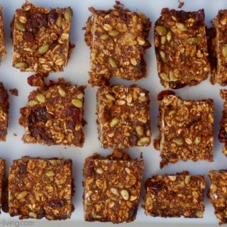 Nigella's Healthy Breakfast Bars 2.0 Recipe & Video