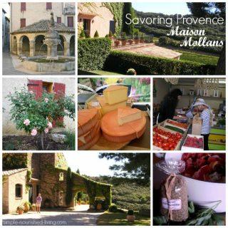 Savoring Provence Maison Mollans Culinary Tour