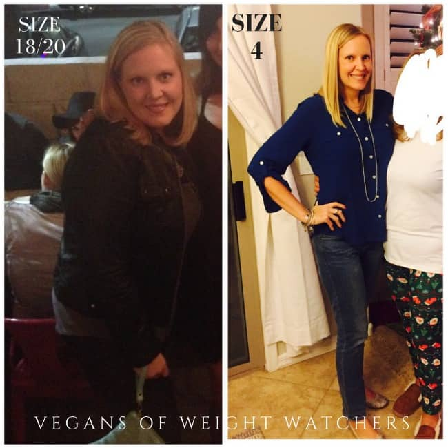 Vegan WW Lori Manby Success Story
