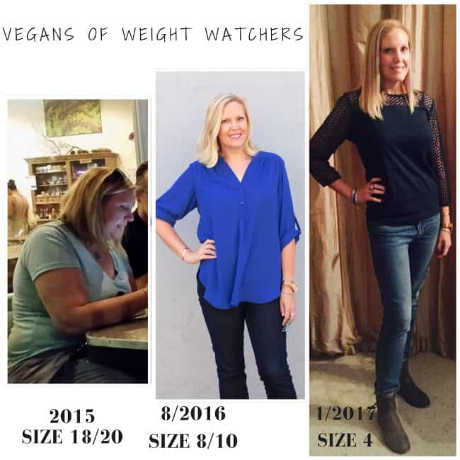 Vegan WW Success Story Lori Manby