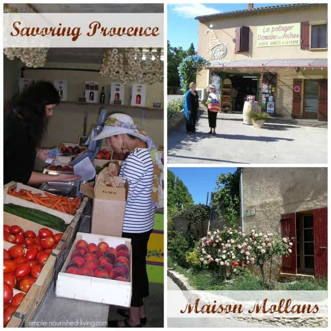 Savoring Provence Maison Mollans Culinary Tour