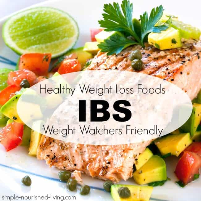Weight Watchers Friendly Weight Loss IBS Foods