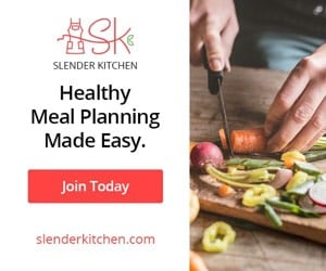 Slender Kitchen Meal Plans for Weight Watchers