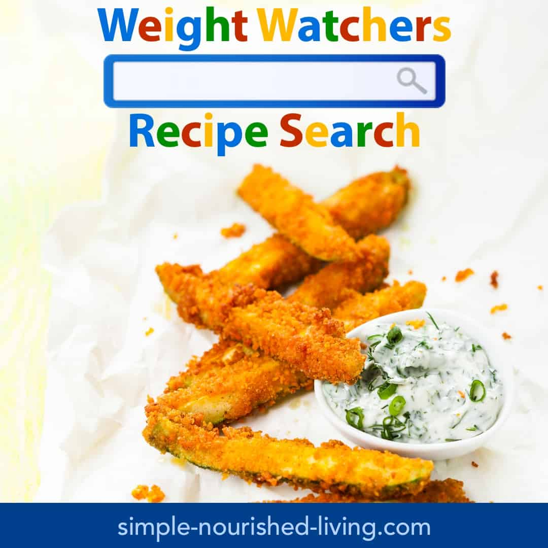 Weight watchers recipe search with all the best weight watchers blogs forumfinder Gallery