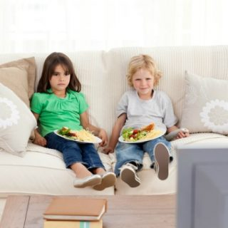 Eating While Watching Television Makes You Fat
