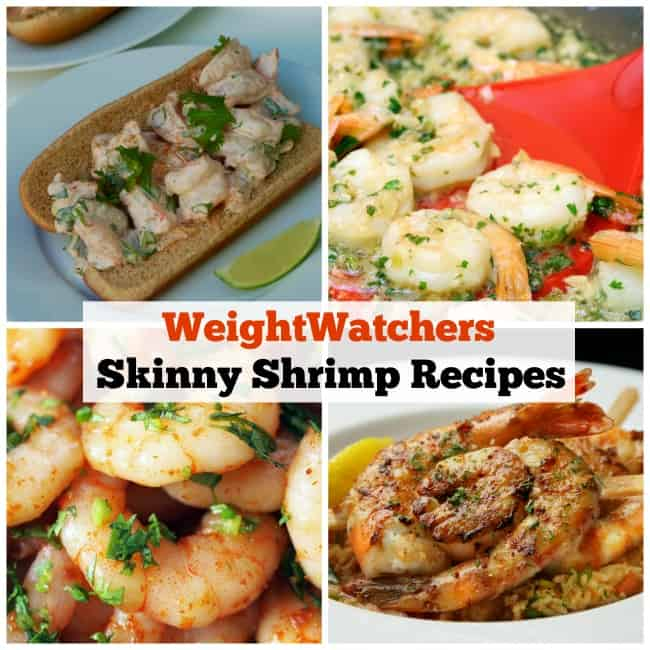 Weight Watchers Friendly Shrimp Recipes with SmartPoints