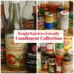 weight watchers condiments low points big flavor