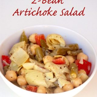 2-Bean Artichoke Salad Recipe – 2 Weight Watchers SmartPoints