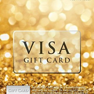 $100 Visa Gift Card Giveaway! (Winners)