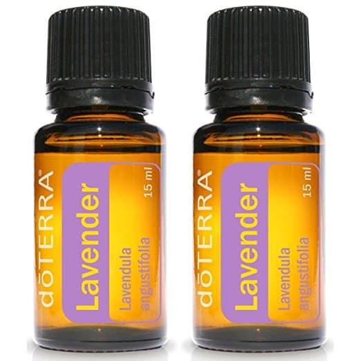 doTERRA lavender essential oils