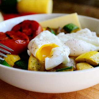 Carb-Busting Breakfast from The Pioneer Woman
