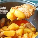 weight watchers easy slow cooker chicken and potatoes in slow cooker