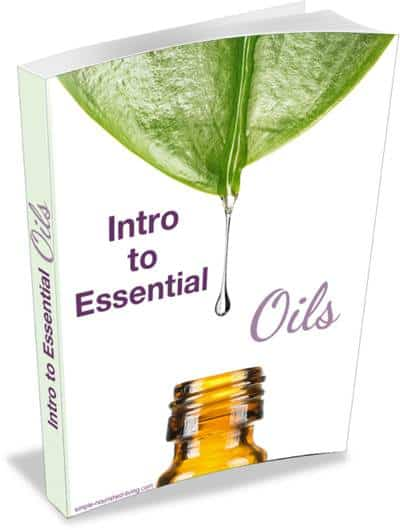 Intro to Essential Oils eBook from Simple Nourished Living