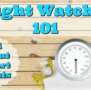 Weight Watchers 101 | All About Smart Points & How To Track Them | Video