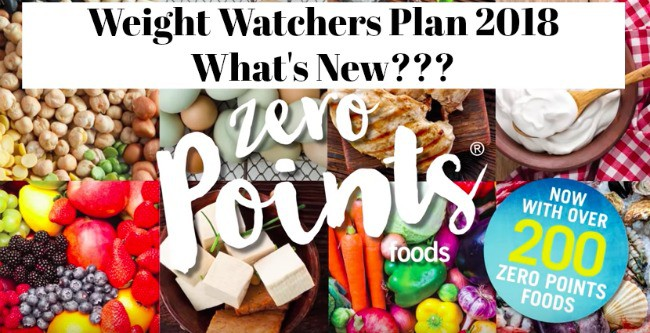 Weight Watchers Program 2018 FreeStyle What's New