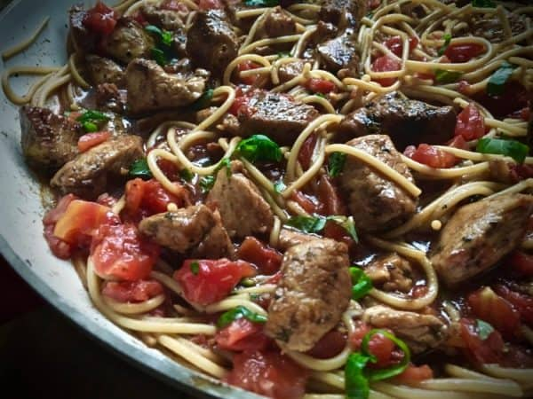 weight watchers recipes balsamic chicken bruschetta pasta