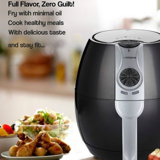 Cozyna Air Fryer Giveaway