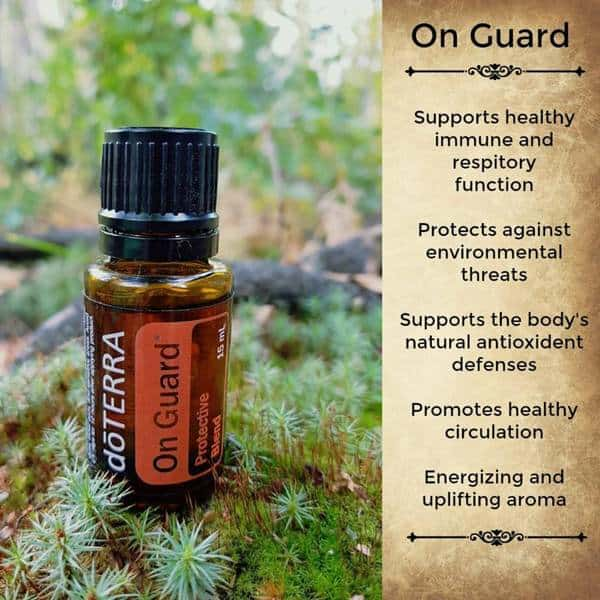 doTERRA On Guard Essential Oil Protective Blend