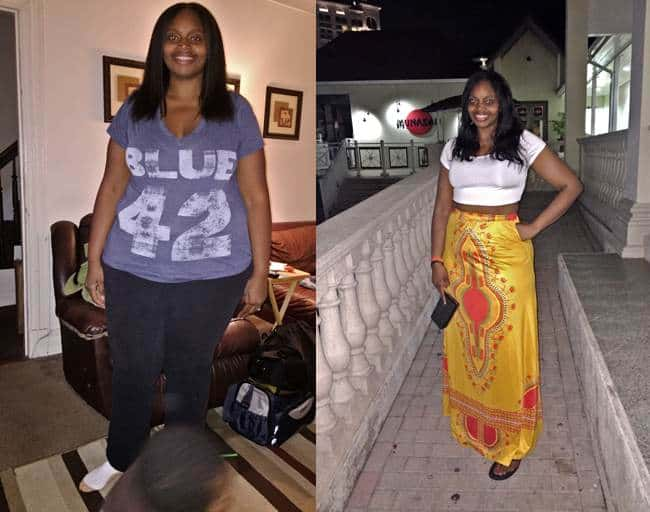Ileka's Weight Loss Success Story