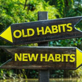 End Old Bad Habits By Starting New Tiny Habits