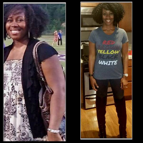Tabatha Before and After Weight Loss Success