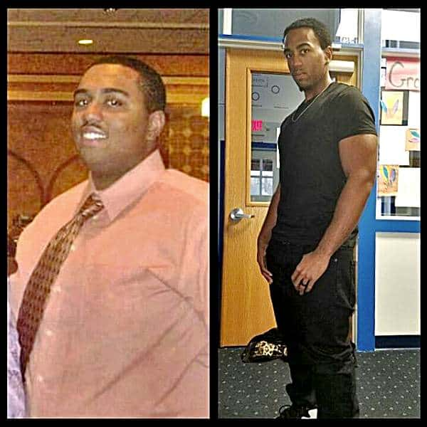 Willie's Weight Loss Success: Before & After