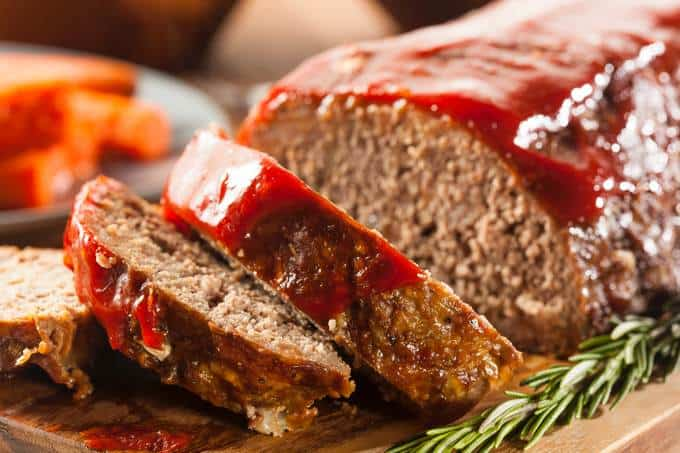 A healthier version of Cooks Illustrated Classic Meatloaf Not the Most WW Friendly Recipe Ever