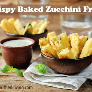 Weight Watchers Favorite: Crispy Baked Zucchini Fries – 3 WW Freestyle SmartPoints
