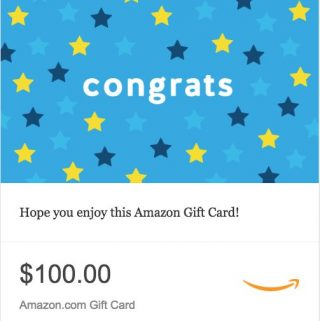 $100 Amazon Gift Card from Simple Nourished Living